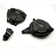 Carbon Racing Cover MT07